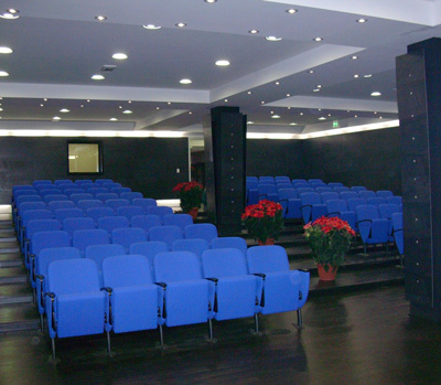 Sala conferenze Datalogic